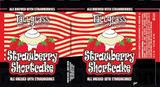 Tallgrass Strawberry Shortcake Beer