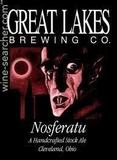Great Lakes Nosferatu 2017 Beer