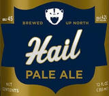 North Peak Hail beer