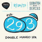 Troegs Scratch Beer #293 Mango DIPA Beer