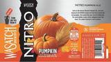 Wasatch Pumpkin Ale Nitro Beer