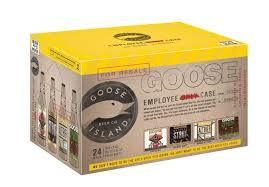 Goose Island Employee Only Pack beer Label Full Size