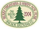 Anchor Christmas 2004 Beer