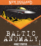 New Holland Baltic Anomaly Honey Porter Beer