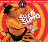 Toppling Goliath Supa' Sumo beer