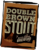 Mini deep ellum double brown stout