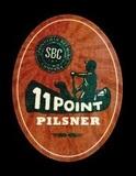 Springfield 11 Point Pilsner beer