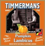 Timmermans Pumpkin Lambicus Beer