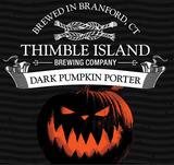 Thimble Island Dark Pumpkin Porter beer