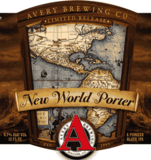 Avery New World Porter Beer