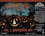 Jolly Pumpkin Parcela No. 1 beer