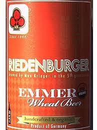 Riedenburger Emmerbier beer Label Full Size