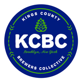 KCBC Once Around the Sun beer