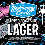 Neshaminy Creek Hyper Spaceship Lager Beer