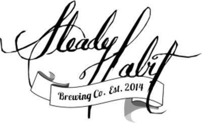 Steady Habit Booty Sweat beer Label Full Size