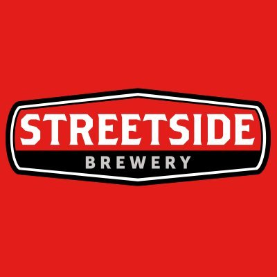 Streetside Brewery Turnt To Stone beer Label Full Size