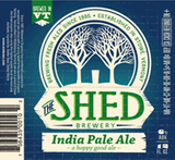 Shed IPA beer