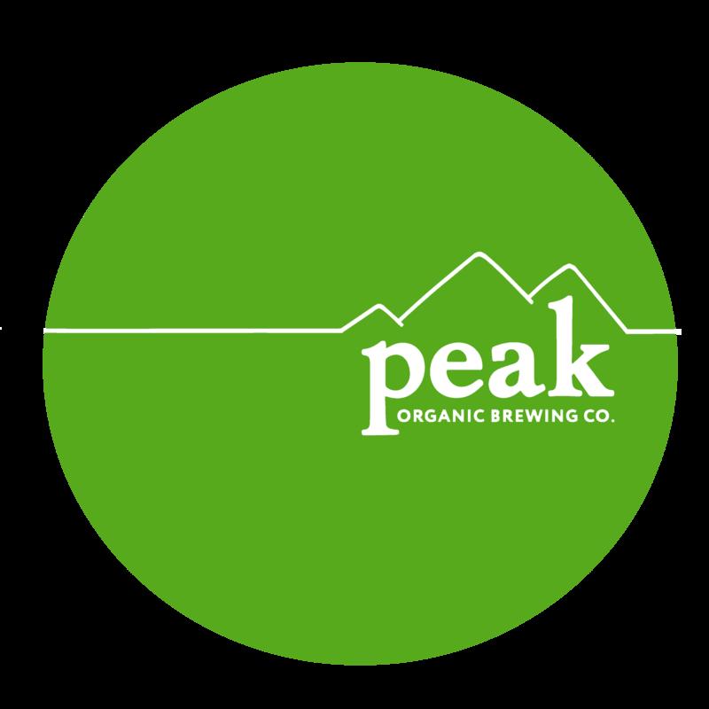 Peak Organic Highball Grapefruit Paloma beer Label Full Size