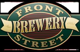 Front Street Oktoberfest beer Label Full Size