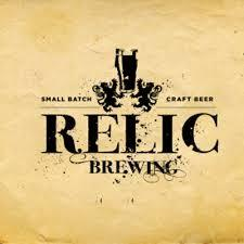 Relic Oktoberfest beer Label Full Size