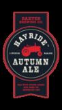 Baxter Hayride Autumn Ale Beer