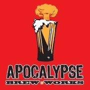 Apocalypse Dystopian Dunkleweizen beer Label Full Size
