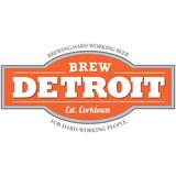 Brew Detroit Savage Park beer