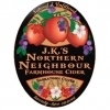 J.K.'s Scrumpy Northern Neighbour Saskatoon Cuvee Beer
