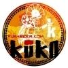 Kuka blonde single 11oz beer