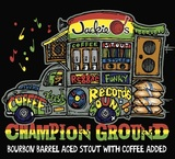 Jackie O's Coconut Champion Ground beer