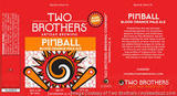 Two Brothers Pinball Blood Orange Beer