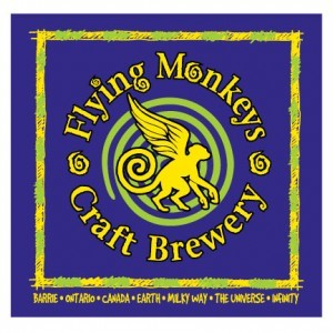 Flying Monkey Juicy Ass Beer