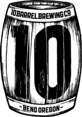10 Barrel Raspberry Crush beer Label Full Size