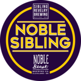 Sibling Revelry Noble Sibling Beer