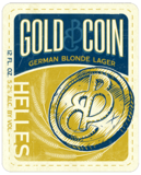 Backpocket Gold Coin beer