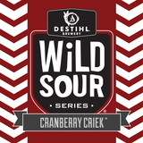 Destihl Wild Sour Series: Cranberry Criek Beer