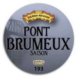 Sierra Nevada Pont Brumeux Hoppy Saison Beer