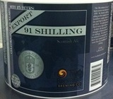 Two Brothers 91 Shilling Scottish Ale beer