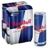 Red Bull Blue Energy Drink Beer