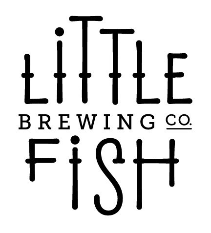 Little Fish And Now For Something Completley Different beer Label Full Size
