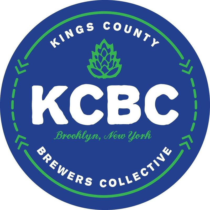 KCBC Polkageist beer Label Full Size