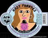 Mikkeller SD / Pizza Port Hazy Fuentes Beer