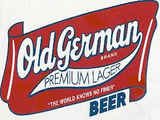 Old German Premium Lager beer