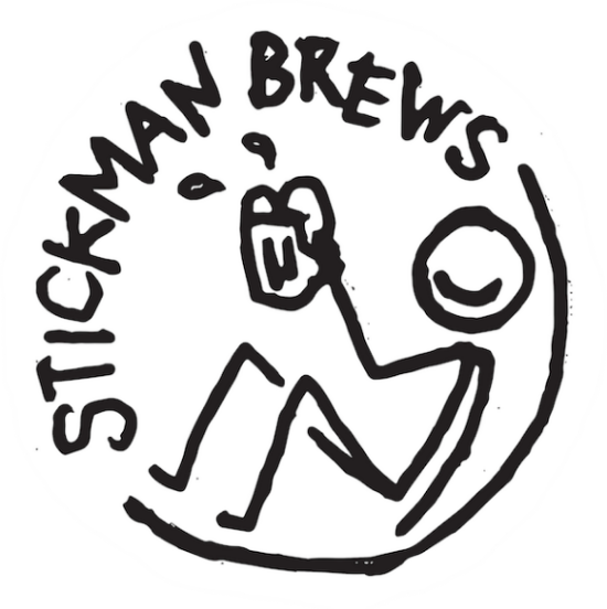 Rivertowne / Stickman Project Fishstick beer Label Full Size