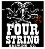 Four String Rumblestrip Barleywine beer