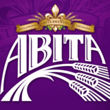 Abita Peach Lager Harvest Series beer