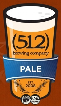 (512) Pale Ale beer Label Full Size