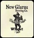 New Glarus Dancing Man Wheat beer