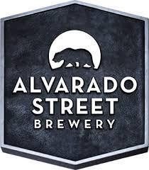 Alvarado Street/Altamont A.A. Fest Hoppy Lager beer Label Full Size