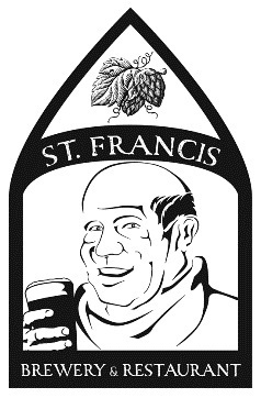 St. Francis Smoked Porter beer Label Full Size